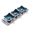 Dip Bowls and Tray: Turquoise
