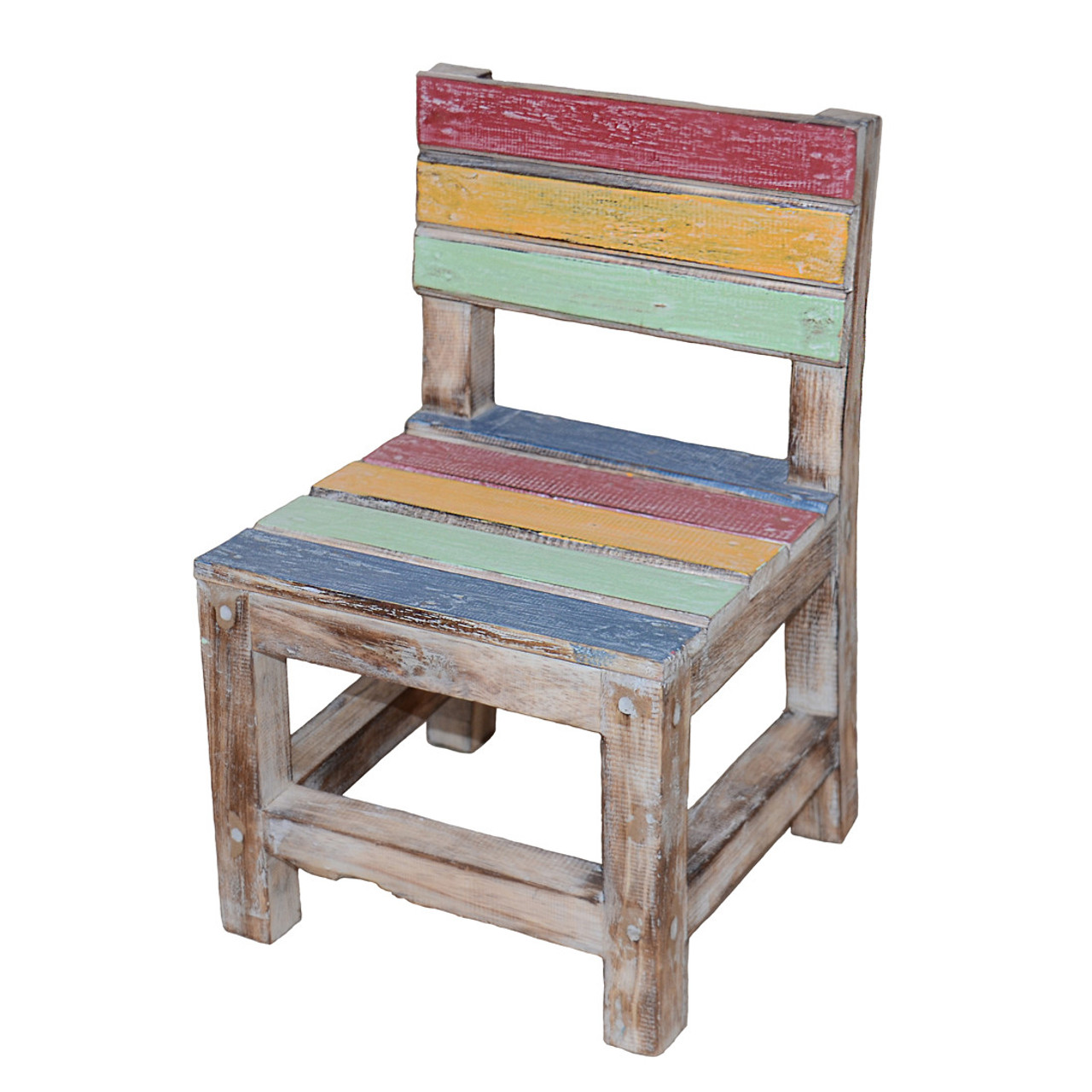 Astounding Small Painted Wooden Chair Home Interior And Landscaping Oversignezvosmurscom
