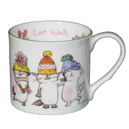 Cat Walk Mug