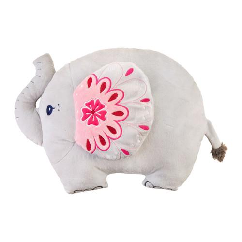 Mandala Elephant Cushion