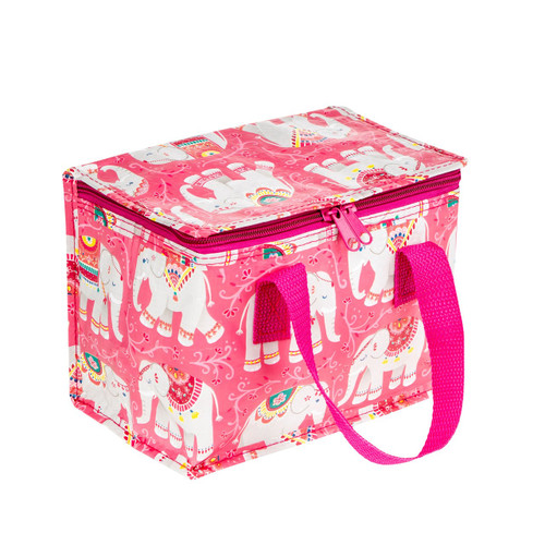 Mandala Elephant Lunch Bag