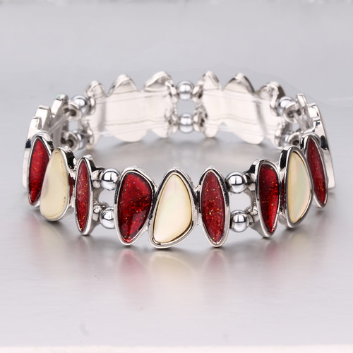 Red Alert Magnetic Bracelet