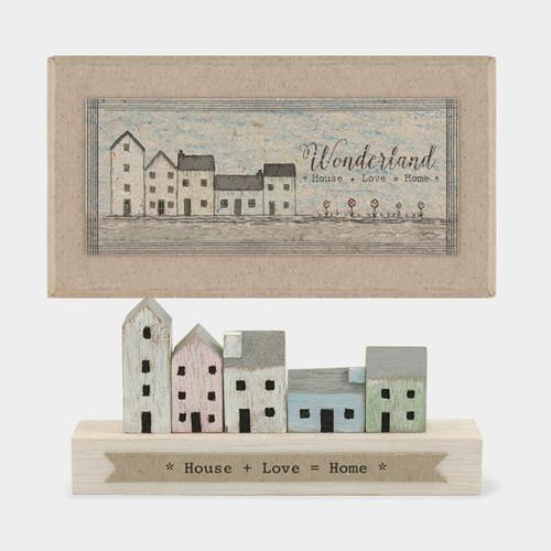 Little street-House+Love