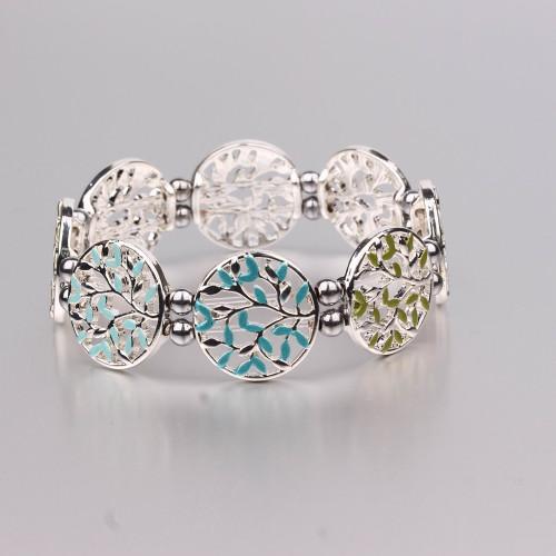 Petal Circlets magnetic bracelet