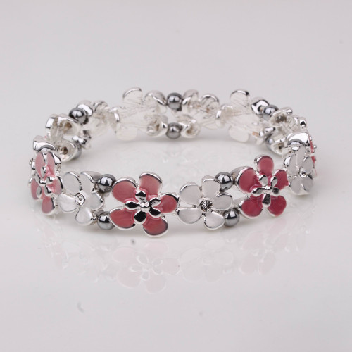 Rose Sparkle magnetic bracelet