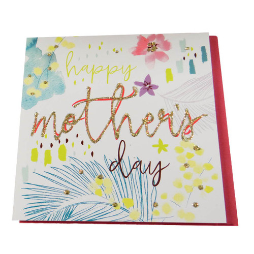 Mother's Day Art Card