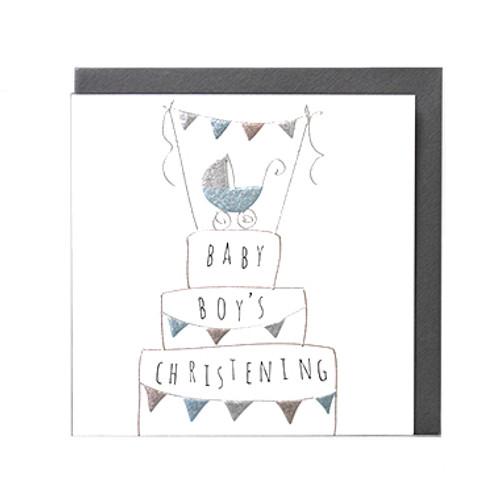 Baby Boy Christening