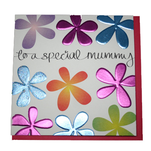 To A Special Mummy
