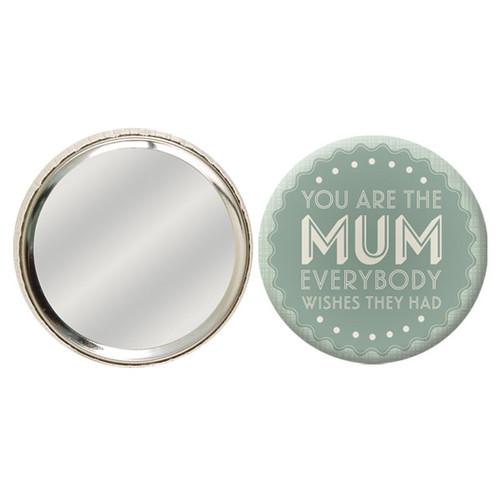 """Little Mirror """"Mum"""""""