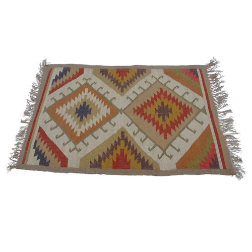 Hand Loomed Kilim Rug Style 28