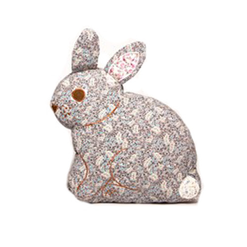 Beatrix Rabbit Cushion