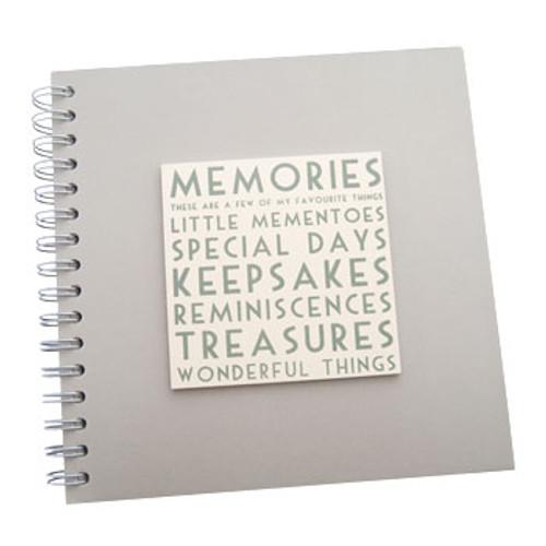 Memories Guest/Scrap Book