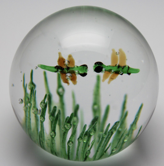 Small Paperweight -Dragonfly