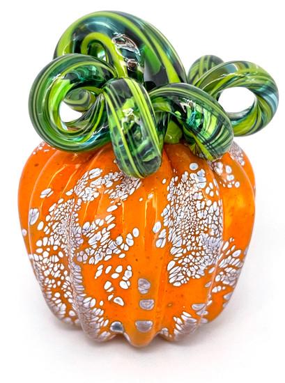 Mini Pumpkin - Orange Speckled