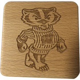 Stock Wood Magnets - Square