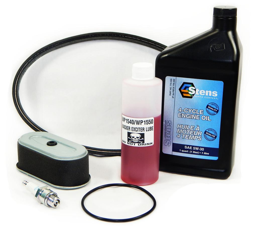 Maintenance Kit | Wacker WP1540, WP1550 | Models w/Subaru/WM170 Engine