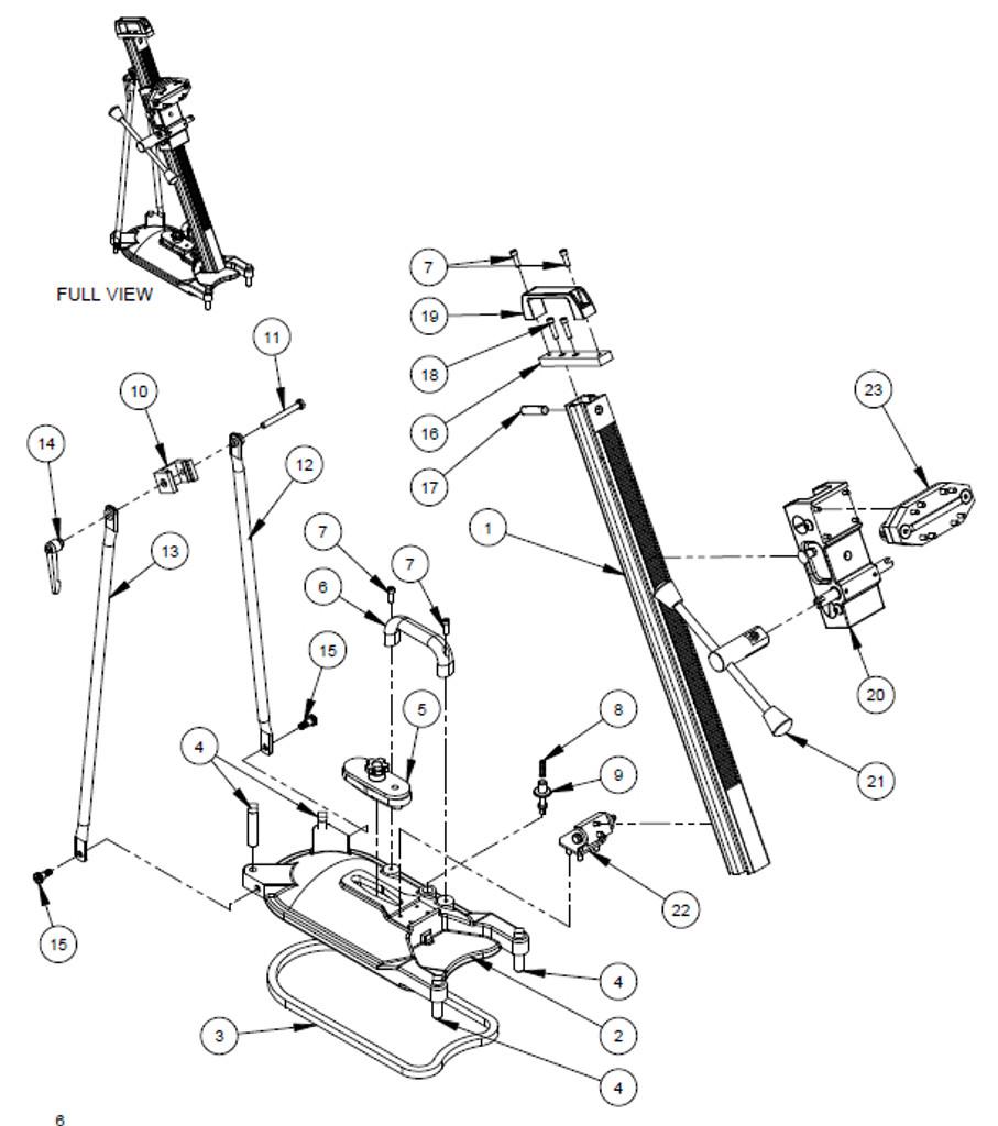 Honda Trash Pump Parts
