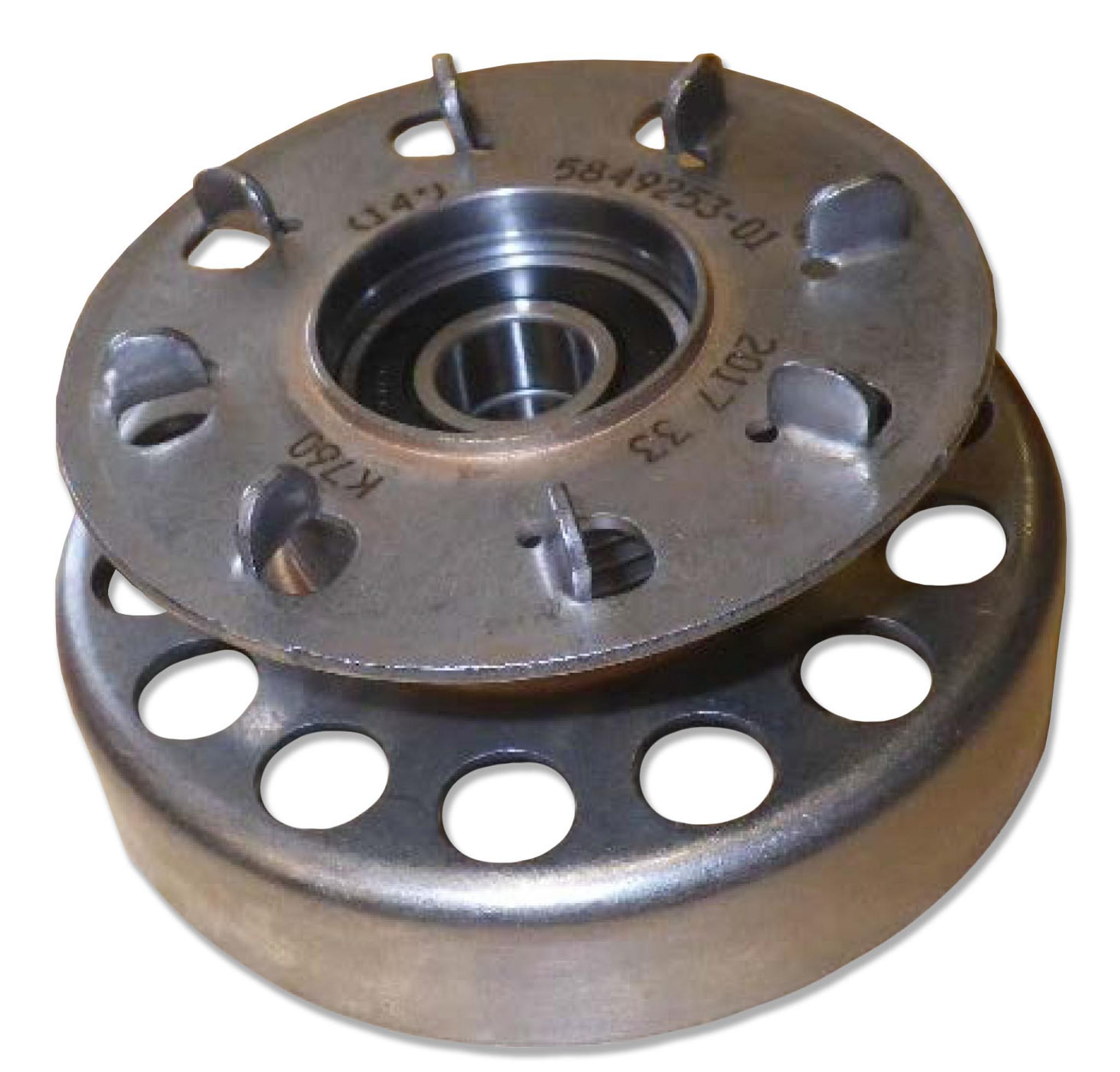 Ball Bearing Clutch Drum Pulley | Husqvarna K750, K760 | 590 80 59-01
