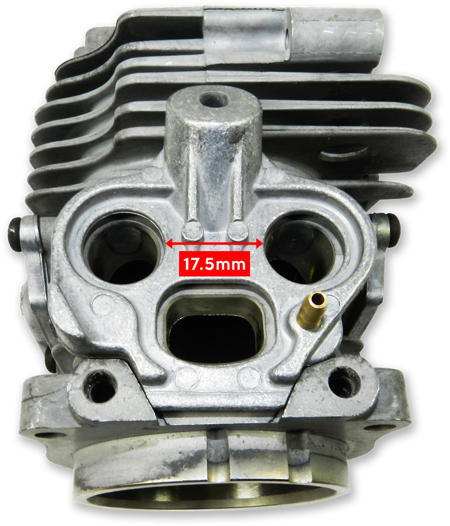 Husqvarna K760 Active II CYLINDER//PISTON NIKASIL Bearing//Seal//Filter//Gasket 51mm
