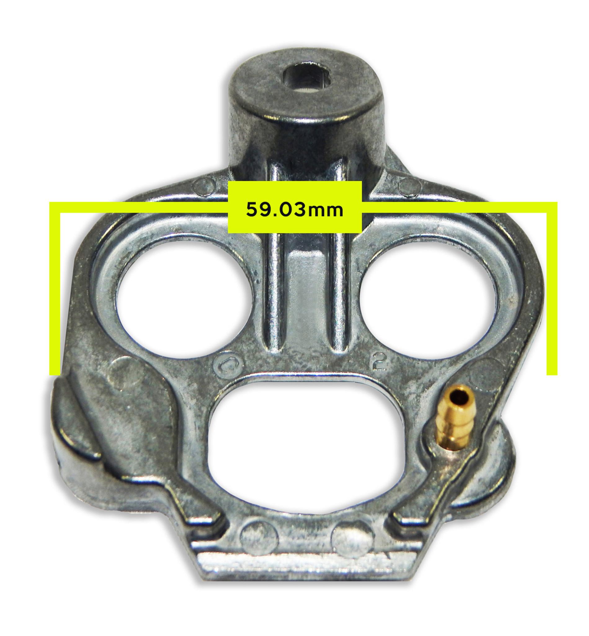 Cylinder Assembly (A)   Husqvarna K750, K760, K760II   581 47 61-02