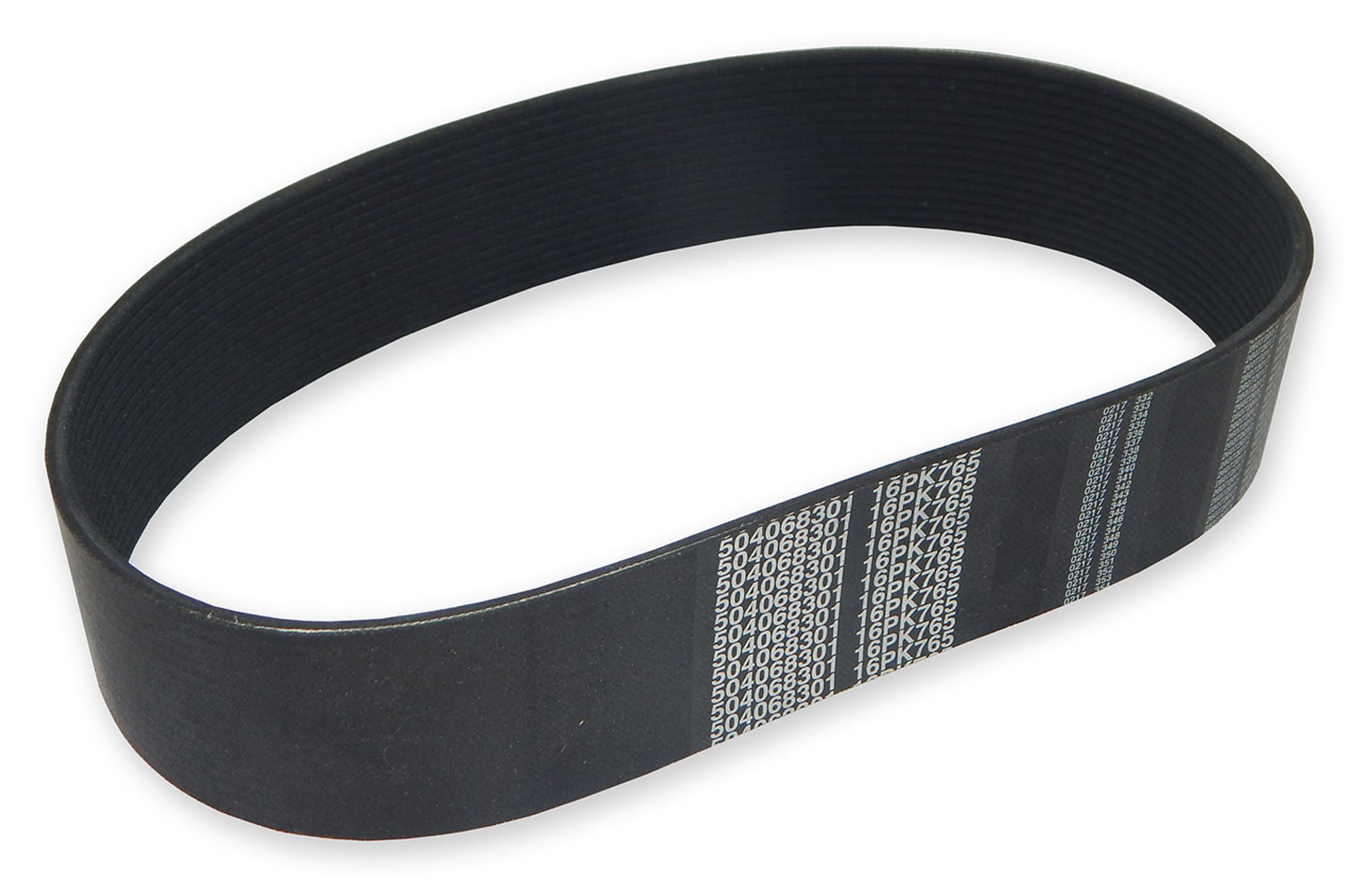 Belt, 16Pk765 (16 Groove)   Husqvarna FS513, FS520, FS524   504068301
