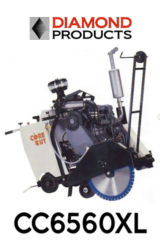 Hydraulic Pump Unit, Includes #3 - #6   Core Cut CC6560 X L Saw   2600070