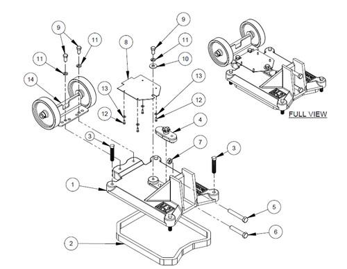Bosch Demo Hammer Drill