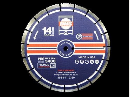 Pro Series Concrete Blade