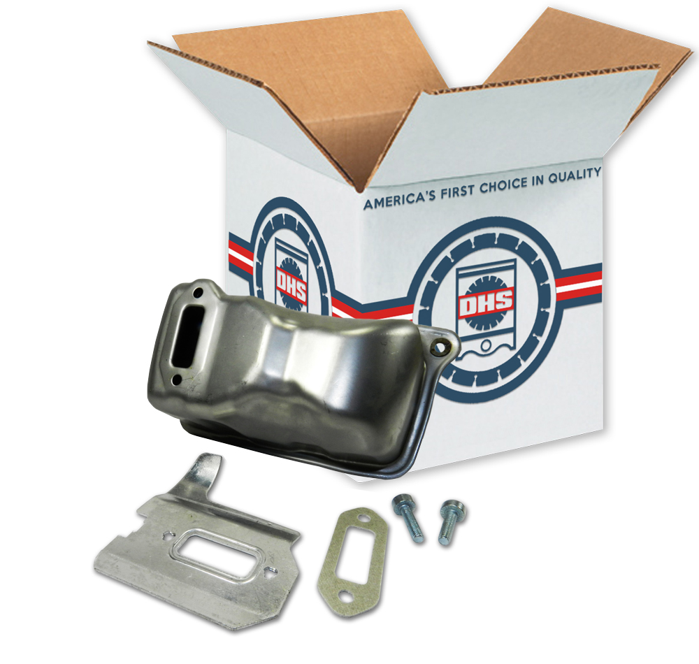 4238 149 0600 Muffler Gasket FitsStihl TS410 TS420 Concrete Cutquik Cut-Off Saw