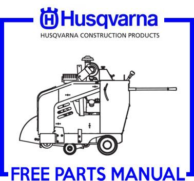 Parts Manual | Husqvarna FS6600, FS6800, FS7000, FS8400