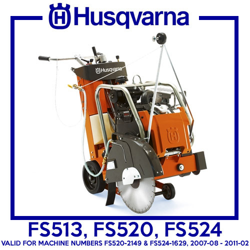 Wiring Diagram Husqvarna Fs on