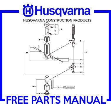Parts Manual Husqvarna DS450 Free Download