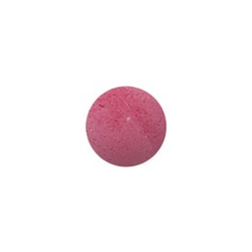 """Sugar Rose Bath Bomb: Rose, one of nature's most fragrant flower. Lovely, to melt the days cares away. Aromatherapy: tempered rose with notes of Tonka bean, lemon & geranium to refresh mind, body, and spirit.  Includes:  1-5oz 2.25"""" Diameter bath bomb  Ingredients: Sodium Bicarbonate, Citric Acid, Epsom Salt, Coconut Oil, Fragrance, Aqua, Polysorbate 80, FD&C Colorant."""