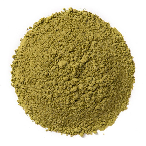 Matcha Green Powder (Loose Leaf) is an ingredient-grade, Chinese green tea that has been ground into a fine powder  Ingredients: Organic white tea.  Taste: Matcha Green Powder (Loose Leaf) carries a creamy, non-bitter, vegetal flavor profile  Origin: Sourced from small tea farmers in China.