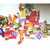 Assortment of name brand candies, mix may vary in each gift.