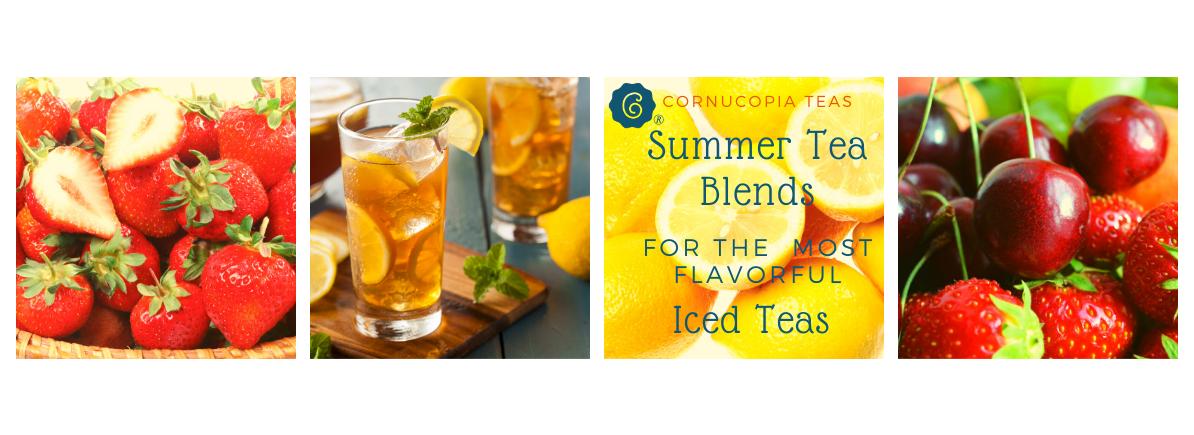 Ice Tea, Herbal Tea, Decafinated Ice Tea, Fruit Ice Tea