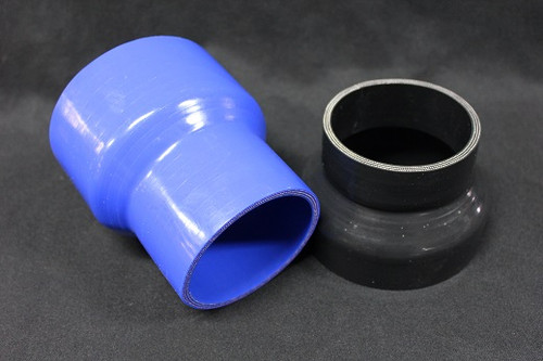 """3"""" to 4"""" Inch Reducer Silicone Hose"""