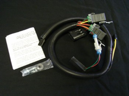 Dual Spal Fans Relay Harness System