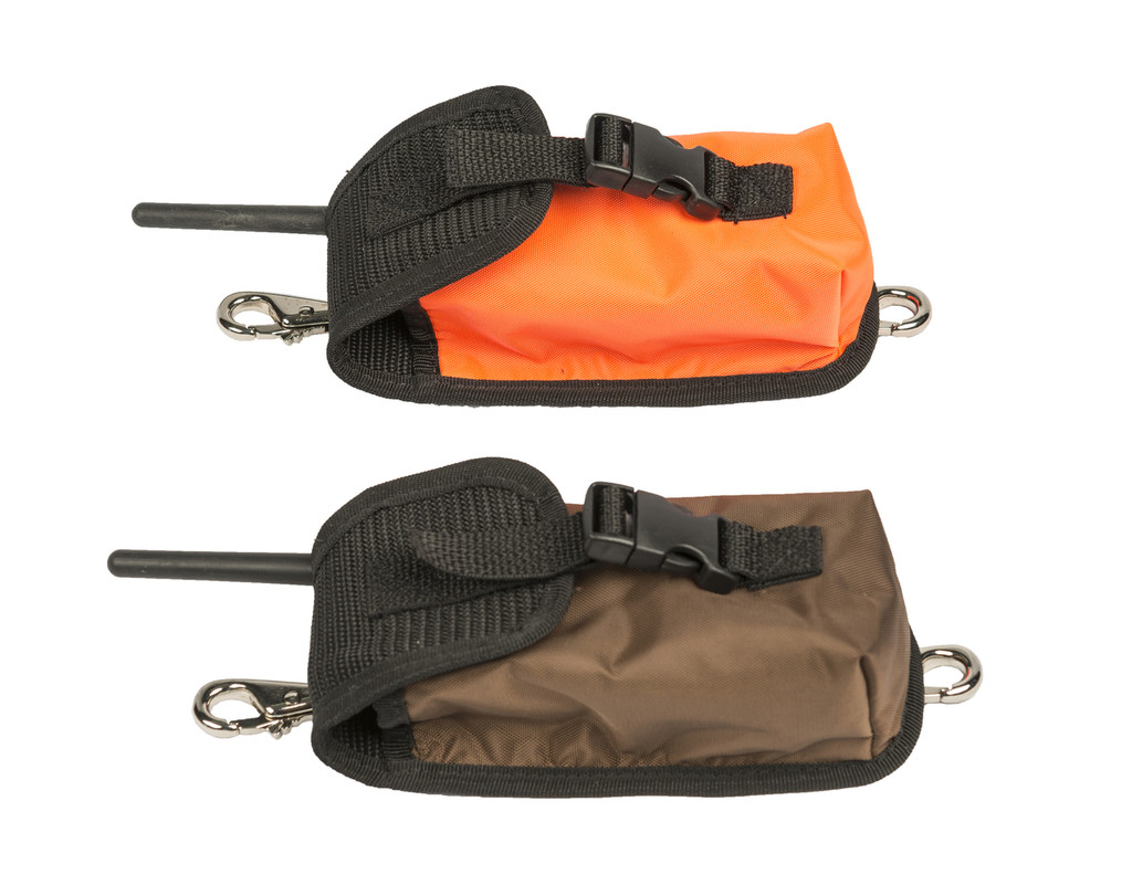 Briar enclosed Garmin Pouch by Dan's Hunting Gear I Briarproof Super Store
