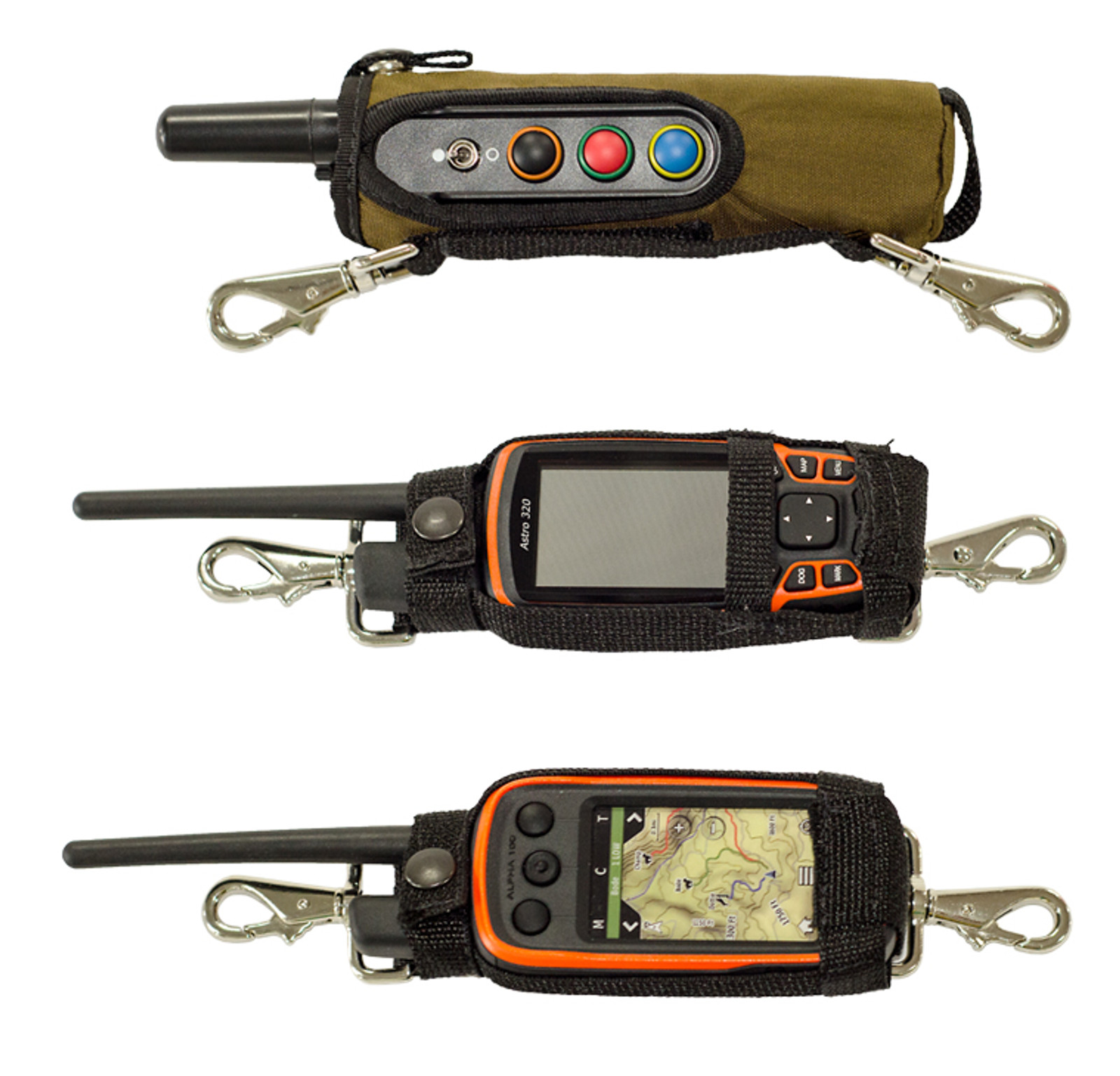 Tri-Tronic, Astro, and Alpha Unit HC Holder by Dan's Hunting Gear I Briarproof Super Store
