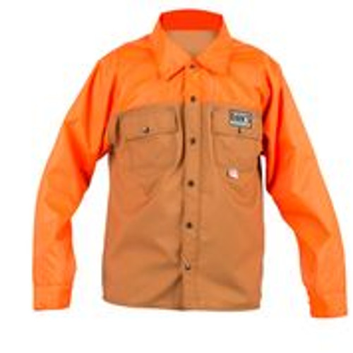 Brown/Orange Duck Shirt by Dan's Hunting Gear® | Briarproof Super Store
