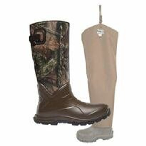 Aerohead Sport Snake Boot with Snake Protector Chaps by Dan's Hunting Gear®