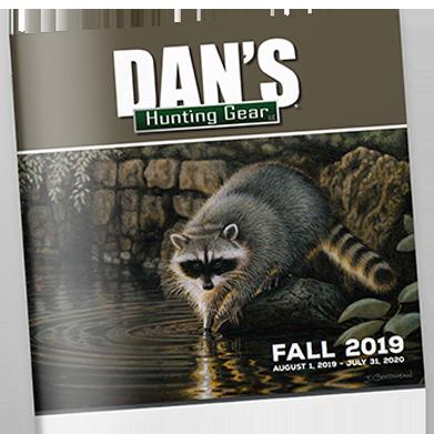 Dan's Hunting Gear Catalog