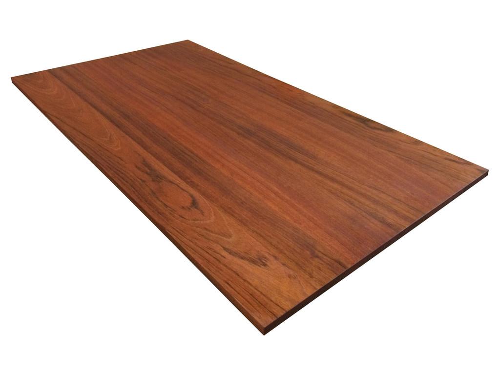 Brazilian Cherry Tabletop Detail