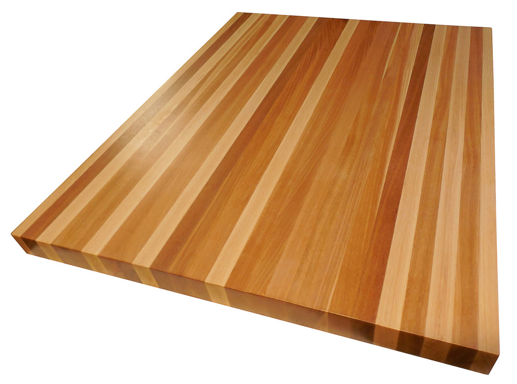 Hickory Butcher Block