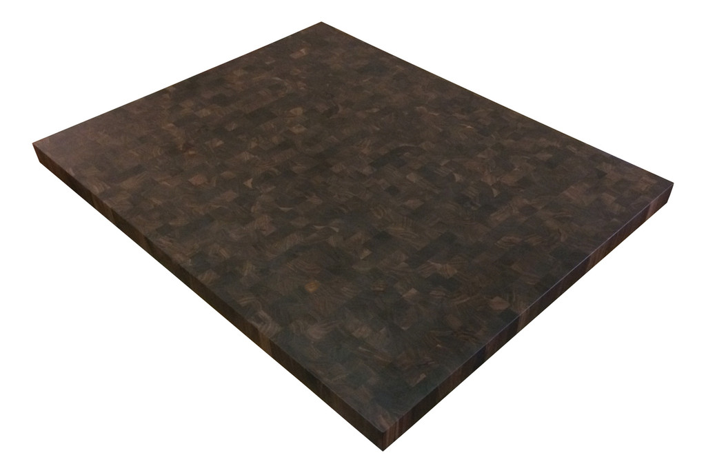 End Grain Black Walnut Butcher Block Countertop