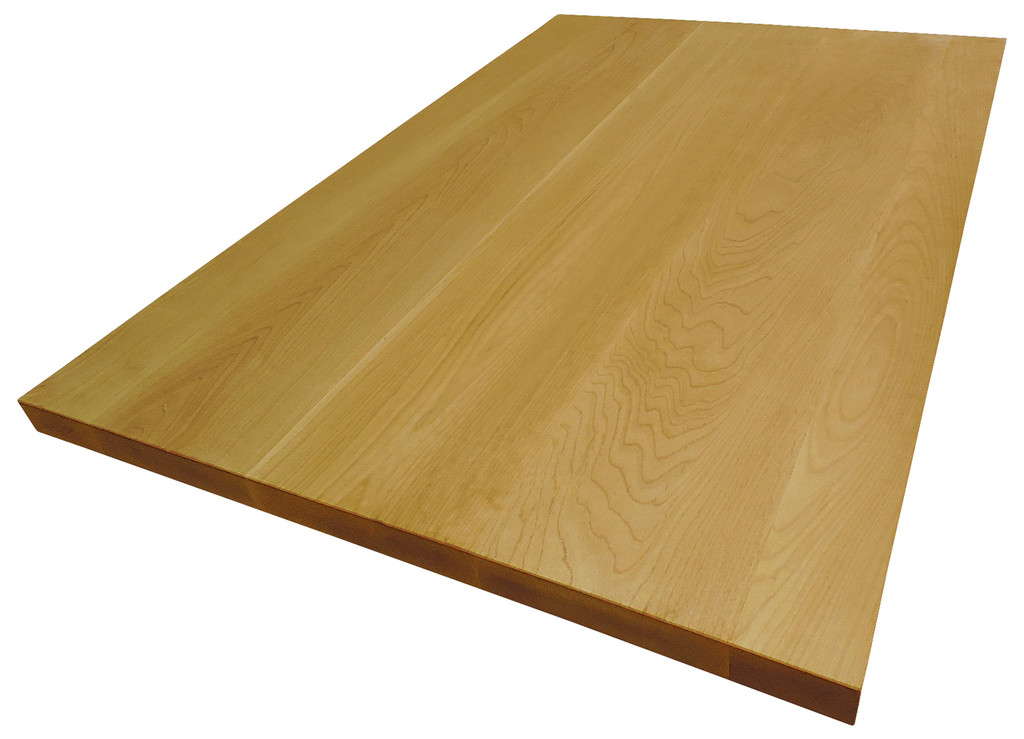 Plank Maple Countertop