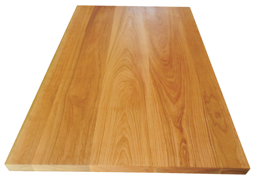 Plank Cherry Countertop