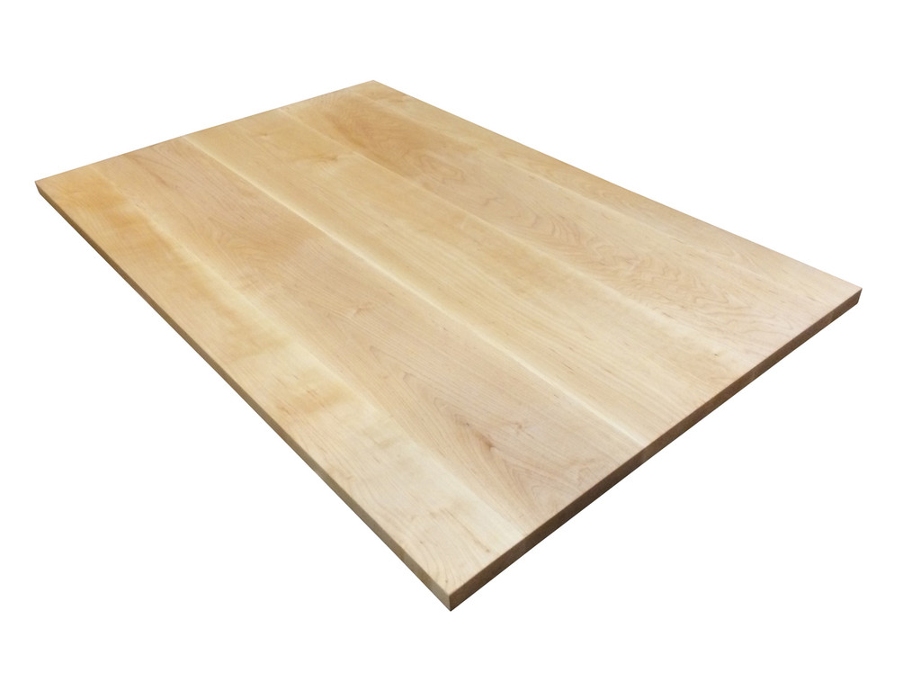 Plank Hard Maple Tabletop