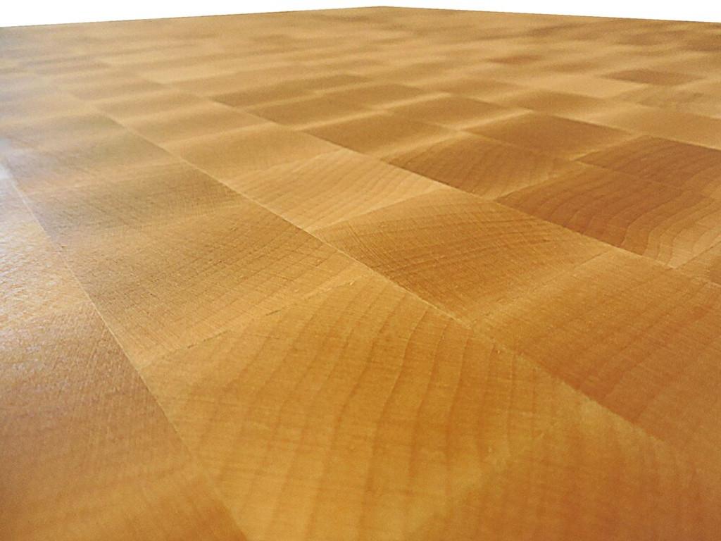 Custom Listing - Rebecca McGhee - End Grain Maple Compost Lid
